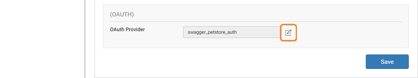oauth config for swagger